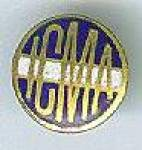 Click to view larger image of Illinois Commercial Mens Association Lapel Pins (Image2)