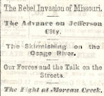 Click to view larger image of Rochester Daily Union and Advertiser, Oct. 14, 1864 (Image2)