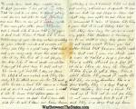 Click to view larger image of 55th Ohio Infantry Letter with Imprinted Regimental Cover (Image2)