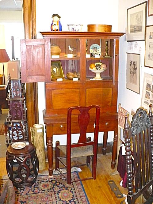 WINDHAM ANTIQUES CUPBOARDS AMERICANA APPRAISAL VALUATION SERVICES (Image1)