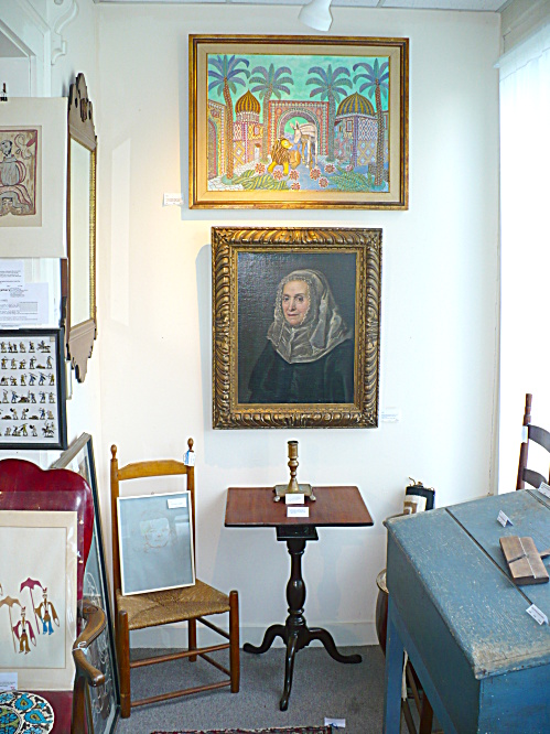 WINDHAM ANTIQUES FOLK ART PAINTINGS APPRAISAL VALUATION SERVICES (Image1)
