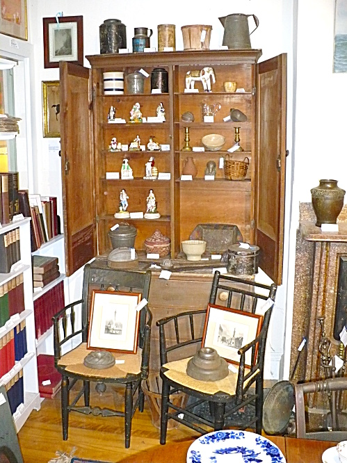 WINDHAM ANTIQUES CABINETS AMERICANA APPRAISAL VALUATION SERVICES (Image1)