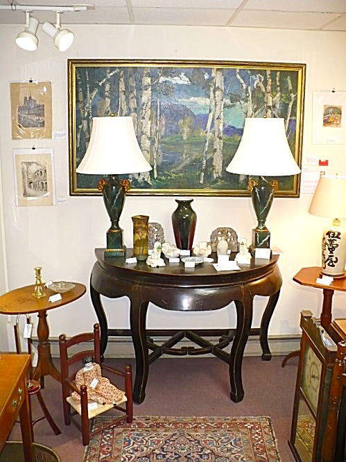 WINDHAM ANTIQUES FURNITURE TABLES APPRAISAL VALUATION SERVICES (Image1)