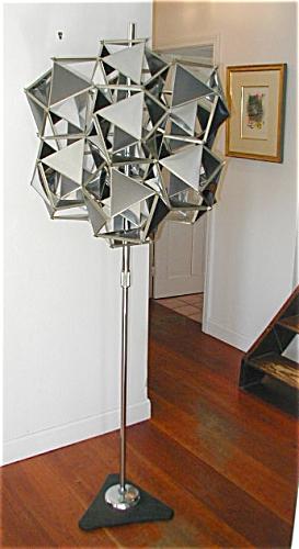 BUCKMINSTER FULLER KINETIC SCULPTURE (Image1)