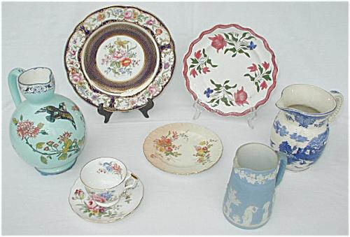 Porcelain Identification, Appraisal Services (Image1)
