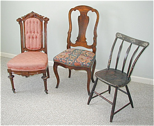 Chair Identification, Appraisal Services (Image1)