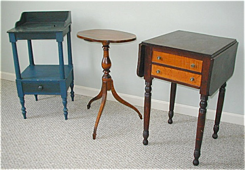 Table Identification, Appraisal Services (Image1)