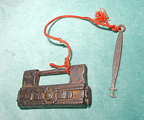 Early Iron Lock