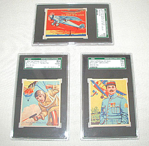 1934 CHICLE SKY BIRDS CARDS (Image1)
