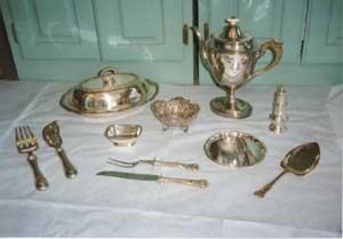 Silver Identification, Appraisal Services (Image1)