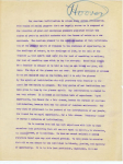 Click here to enlarge image and see more about item 111: RARE HOOVER INDIVIDUALISM MANUSCRIPT & BOOK