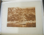 Click here to enlarge image and see more about item 246: EDWARD CURTIS PHOTOGRAVURE, KING ISLAND