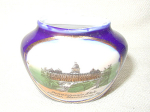 "Porcelain toothpick holder depicting the Pennsylvania State Capitol in Harrisburg.   Appears to be circa early 1900's in age and is in excellent condition.  Measures approximately 1.75"" in height.  Marked on the underside 'Germany'.  This toothpick holder is from an extensive collection of toothpick holders which is now available for sale.  Please inquire if you are looking for specific toothpick holders which may be available in this collection.  If you have questions and/or would like a shipping quote please inquire."